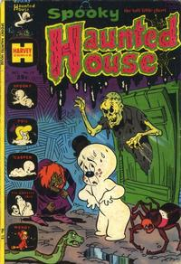Cover Thumbnail for Spooky Haunted House (Harvey, 1972 series) #13