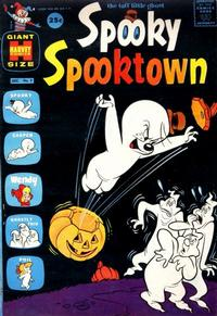 Cover Thumbnail for Spooky Spooktown (Harvey, 1961 series) #3 [25 Cent Cover]