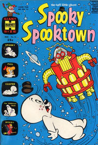 Cover Thumbnail for Spooky Spooktown (Harvey, 1961 series) #16