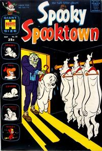 Cover Thumbnail for Spooky Spooktown (Harvey, 1961 series) #20