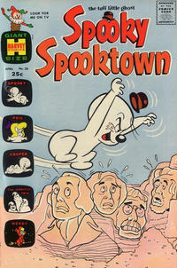 Cover Thumbnail for Spooky Spooktown (Harvey, 1961 series) #28
