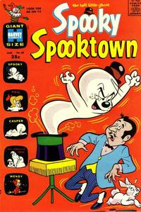 Cover Thumbnail for Spooky Spooktown (Harvey, 1961 series) #30