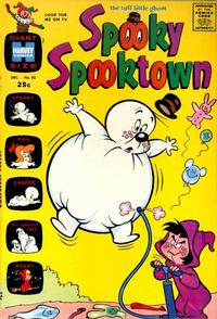 Cover Thumbnail for Spooky Spooktown (Harvey, 1961 series) #32