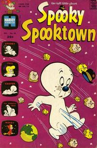 Cover Thumbnail for Spooky Spooktown (Harvey, 1961 series) #46