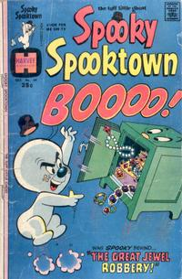 Cover Thumbnail for Spooky Spooktown (Harvey, 1961 series) #59
