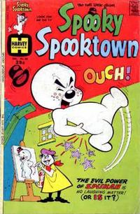 Cover Thumbnail for Spooky Spooktown (Harvey, 1961 series) #60