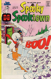 Cover Thumbnail for Spooky Spooktown (Harvey, 1961 series) #62