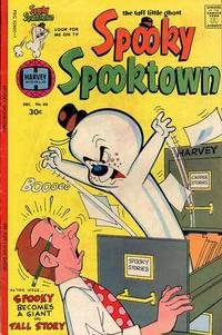 Cover Thumbnail for Spooky Spooktown (Harvey, 1961 series) #66