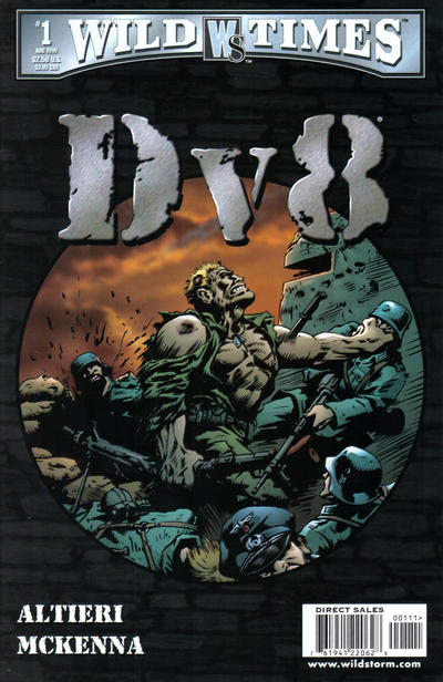 Cover for Wild Times: DV8 (DC, 1999 series) #1