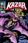 Cover for Ka-Zar the Savage (Marvel, 1981 series) #28