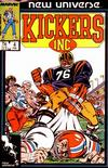Cover for Kickers, Inc. (Marvel, 1986 series) #4 [Direct Edition]