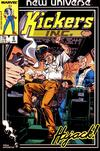 Cover for Kickers, Inc. (Marvel, 1986 series) #6 [Direct Edition]