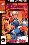 Cover for Kickers, Inc. (Marvel, 1986 series) #11 [Direct]