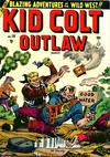 Cover for Kid Colt Outlaw (Marvel, 1949 series) #19