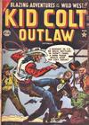 Cover for Kid Colt Outlaw (Marvel, 1949 series) #22