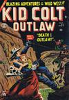 Cover for Kid Colt Outlaw (Marvel, 1949 series) #25