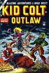 Cover for Kid Colt Outlaw (Marvel, 1949 series) #36