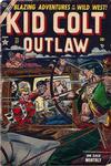 Cover for Kid Colt Outlaw (Marvel, 1949 series) #37