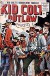 Cover for Kid Colt Outlaw (Marvel, 1949 series) #51