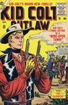 Cover for Kid Colt Outlaw (Marvel, 1949 series) #52