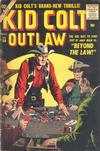 Cover for Kid Colt Outlaw (Marvel, 1949 series) #66