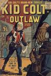 Cover for Kid Colt Outlaw (Marvel, 1949 series) #75