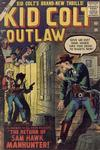 Cover for Kid Colt Outlaw (Marvel, 1949 series) #80