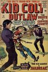 Cover for Kid Colt Outlaw (Marvel, 1949 series) #81