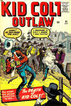 Cover for Kid Colt Outlaw (Marvel, 1949 series) #91