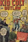 Cover for Kid Colt Outlaw (Marvel, 1949 series) #101