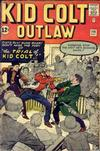 Cover for Kid Colt Outlaw (Marvel, 1949 series) #104