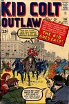 Cover for Kid Colt Outlaw (Marvel, 1949 series) #108