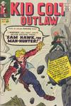 Cover for Kid Colt Outlaw (Marvel, 1949 series) #111
