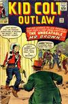 Cover for Kid Colt Outlaw (Marvel, 1949 series) #112