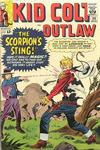 Cover for Kid Colt Outlaw (Marvel, 1949 series) #115