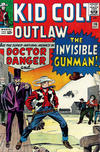 Cover for Kid Colt Outlaw (Marvel, 1949 series) #116