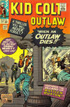 Cover for Kid Colt Outlaw (Marvel, 1949 series) #122