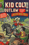 Cover for Kid Colt Outlaw (Marvel, 1949 series) #128