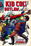 Cover for Kid Colt Outlaw (Marvel, 1949 series) #136