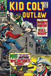 Cover for Kid Colt Outlaw (Marvel, 1949 series) #137