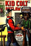 Cover for Kid Colt Outlaw (Marvel, 1949 series) #142
