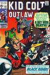 Cover for Kid Colt Outlaw (Marvel, 1949 series) #143