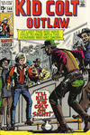 Cover for Kid Colt Outlaw (Marvel, 1949 series) #144