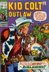 Cover for Kid Colt Outlaw (Marvel, 1949 series) #145