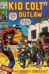 Cover for Kid Colt Outlaw (Marvel, 1949 series) #153