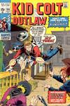 Cover for Kid Colt Outlaw (Marvel, 1949 series) #154