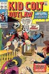 Cover for Kid Colt Outlaw (Marvel, 1949 series) #154