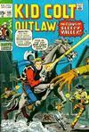 Cover for Kid Colt Outlaw (Marvel, 1949 series) #155