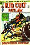 Cover for Kid Colt Outlaw (Marvel, 1949 series) #156