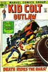 Cover for Kid Colt Outlaw (Marvel, 1949 series) #156